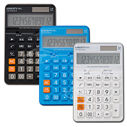 LIBERTY利百代 簡約大方計算機 LB-5033CA