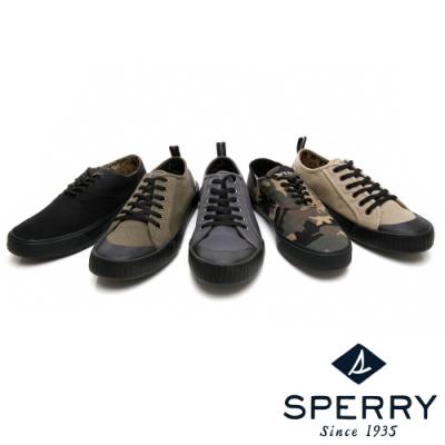 [時時樂限定]SPERRY 復古雋永撞色減壓休閒鞋(男)-三色任選