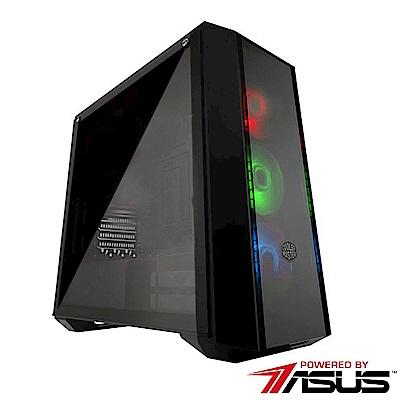 華碩Z 390 平台[落葉將領]i 9 八核RTX 2070 獨顯SSD電玩機