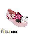Melissa Mickey聯名款 米妮Face娃娃鞋(寶寶款)-粉