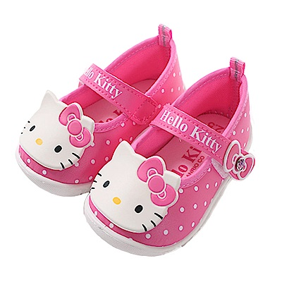Hello kitty點點寶寶鞋 sk0634 魔法Baby
