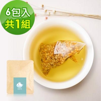 KOOS-韃靼黃金蕎麥茶-隨享包1組(6包入)