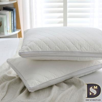 岱思夢 純棉乳膠獨立筒枕_1入 台灣製造 枕頭 枕心