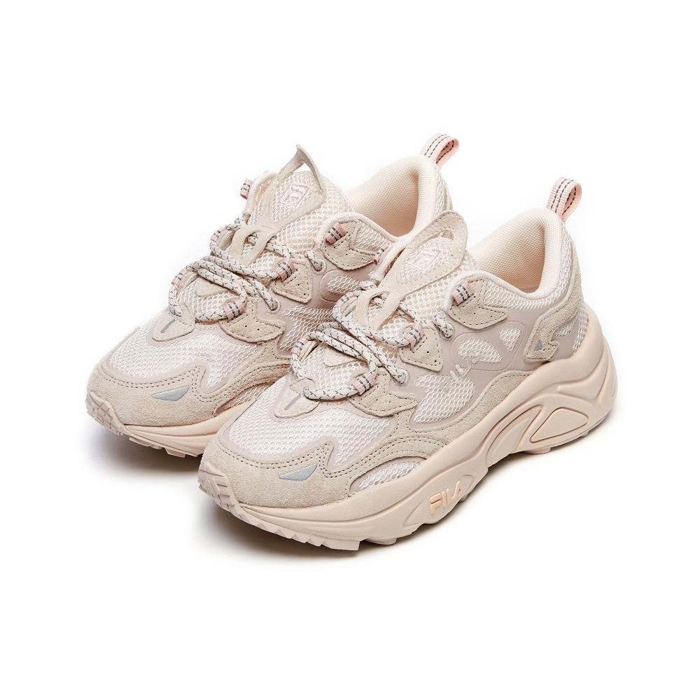 FILA TENACITY 中性運動鞋-粉 4-C120V-650