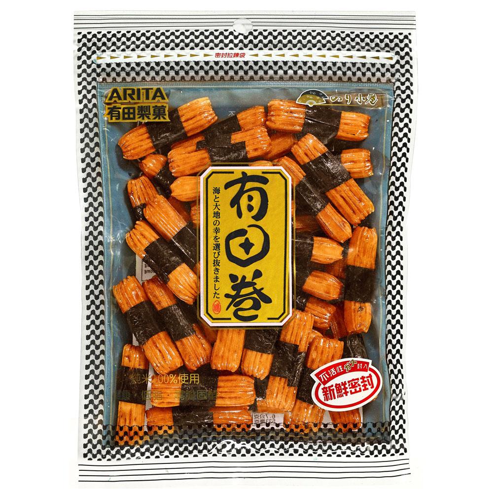有田製果 海苔小卷便利包(50g)