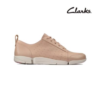 Clarks   三瓣工藝  Tri Amelia Edge  女休閒鞋  淺粉色  CLF50401SC20