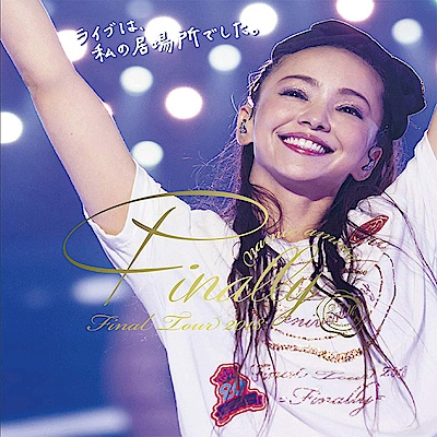 安室奈美惠 namie amuro Final Tour 2018 Finally  藍光