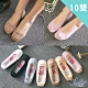 Dylce 黛歐絲 日韓新款3D防滑透氣無痕隱形襪(超值10雙-隨機) product thumbnail 1