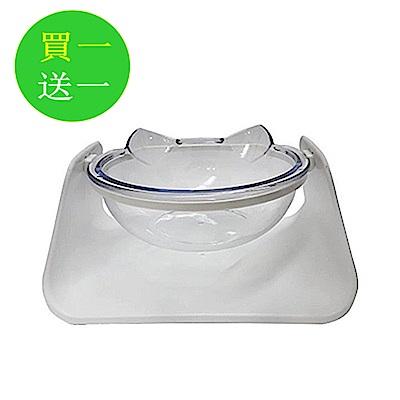 (買一送一) 寵喵樂 FRESH NANO 15°可調單食碗 顏色隨機