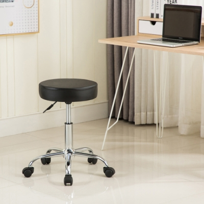 E-home Blair布萊爾多功能椅凳-黑色