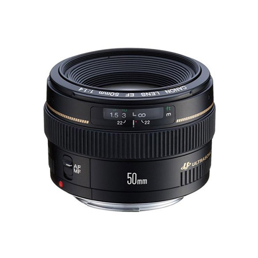 Canon EF 50mm F1.4 USM (平輸)