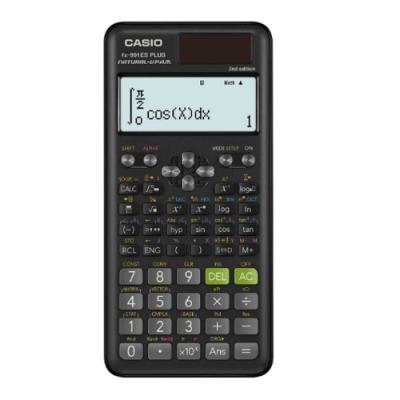 CASIO  新二代進化版12位數工程型計算機 (FX-991ES PLUS-2)