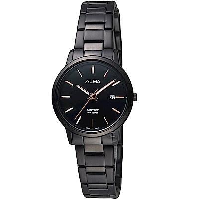 ALBA雅柏經典時尚女腕錶(AHR97X1)