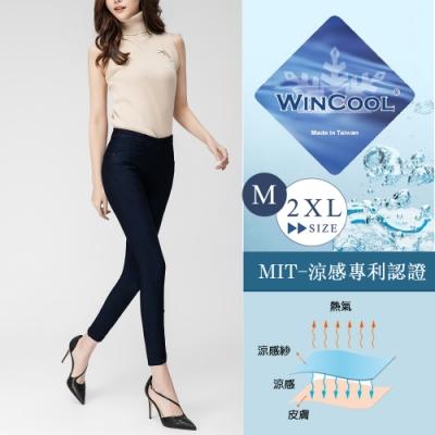 [加購]2F韓衣-名模款修身提臀涼感褲-2款任選 (M-2XL)