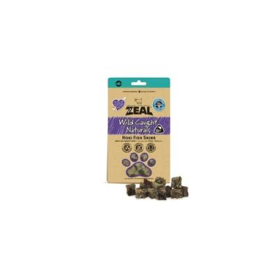 ZEAL真致天然風乾零食-紐西蘭鱈魚皮125g (ZE-AD-0141)