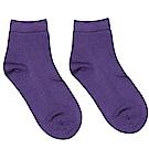 闕蘭絹 蠶絲襪-紫色