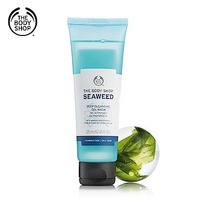 The Body Shop 海藻淨化深層潔面膠-125ML