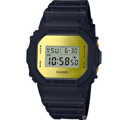 G-SHOCK 復刻經典運動錶( DW-5600BBMB-1)