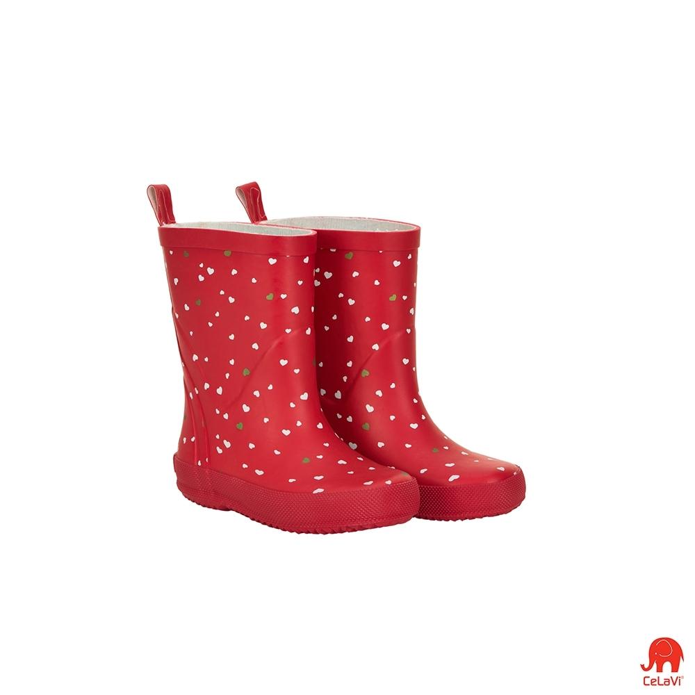 Brands4kids CeLaVi愛心種子-長筒雨靴