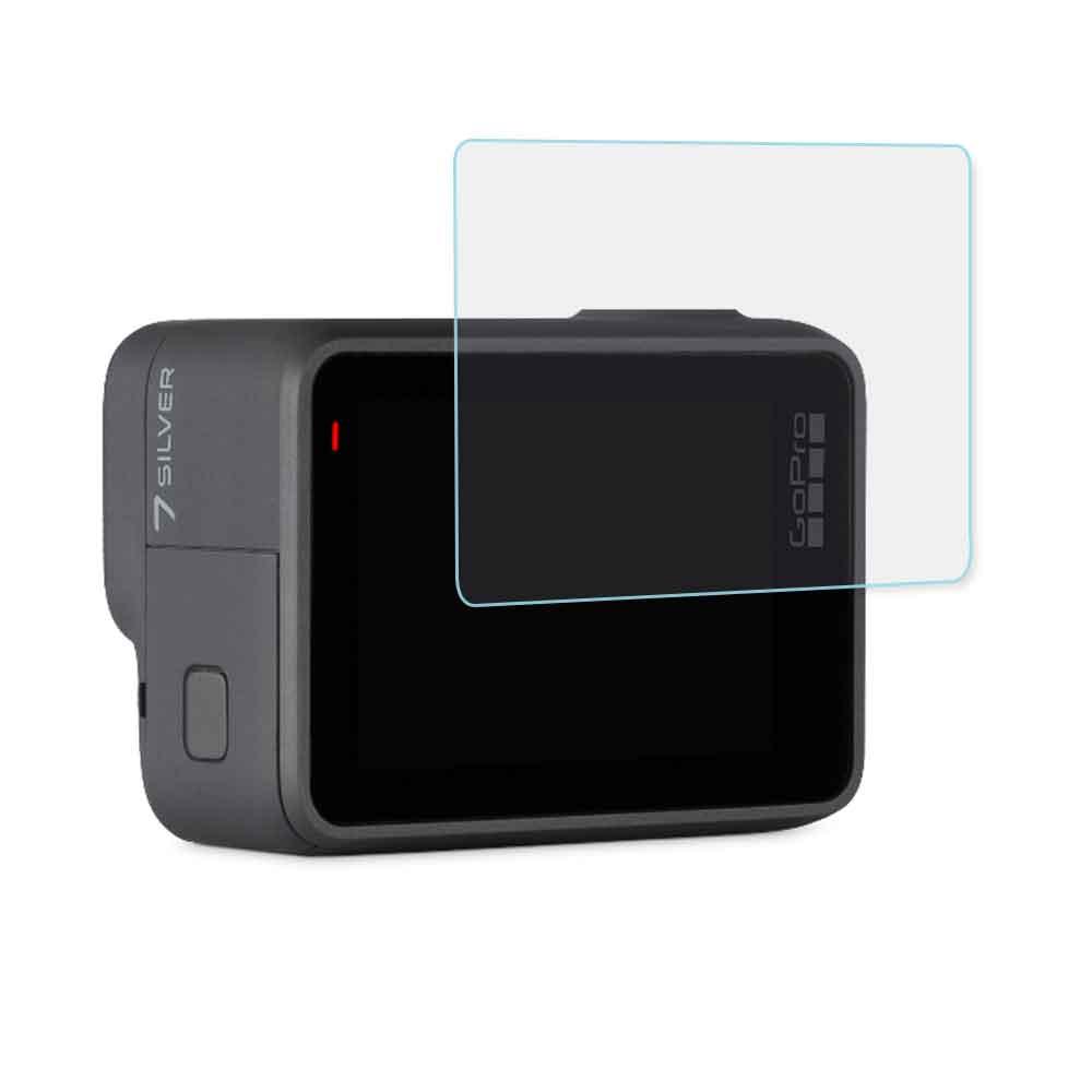嚴選奇機膜 最新 GoPro HERO7 觸控螢幕專用 超薄 鋼化玻璃膜 螢幕保護貼