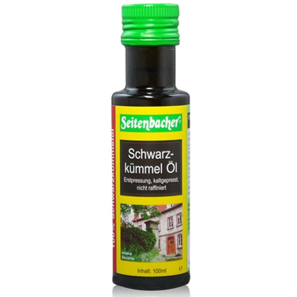 德國冷壓黑種草油(100ml/瓶)