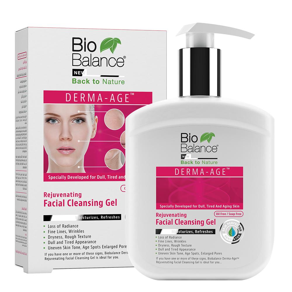 Bio Balance 沙龍專用DERMA活化清潔凝膠(歐洲進口)