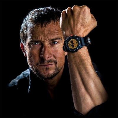 LUMINOX 雷明時Bear Grylls Survival 貝爾荒野求生計時腕錶