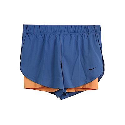 NIKE 女 FLX 2IN1 SHORT 運動短褲