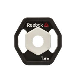 Reebok 八角PU槓片-1.25kg*2片