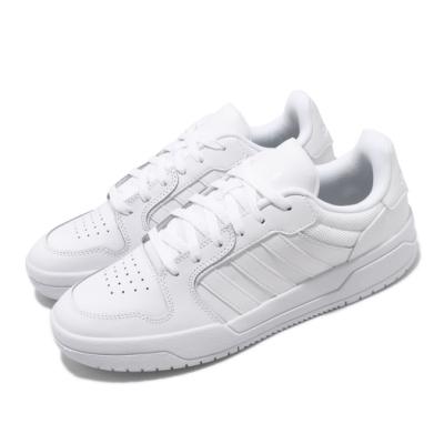 adidas 休閒鞋 Entrap 小白鞋 男鞋