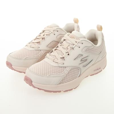 SKECHERS 女慢跑系列 GORUN CONSISTENT - 128075NAT