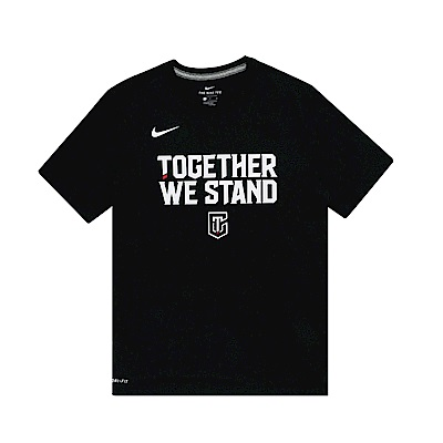 NIKE AS TOGETHER WE STAND TEE中華T 黑色