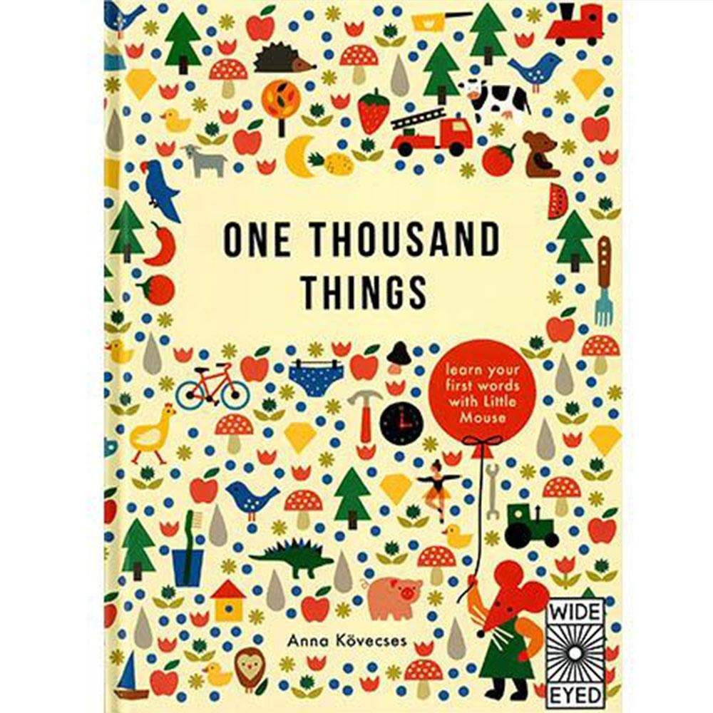 One Thousand Things 1000個一定要知道的事物精裝本