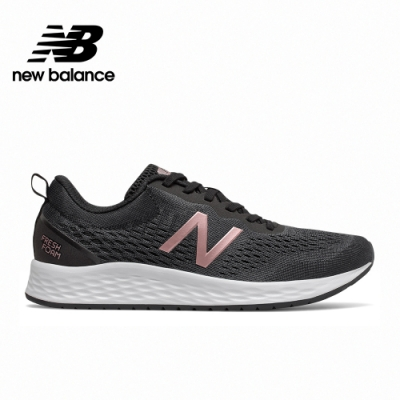 【New Balance】緩震跑鞋_女性_黑色_WARISLL3-D楦