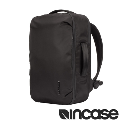 Incase VIA Lite Backpack 15吋 飛行尼龍筆電旅行後背包 (黑)