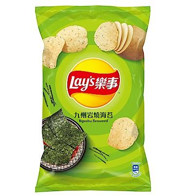 樂事 九州岩燒海苔味洋芋片(97g)