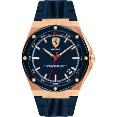 Scuderia Ferrari 法拉利 奔馳時尚手錶(FA0830667)-44mm