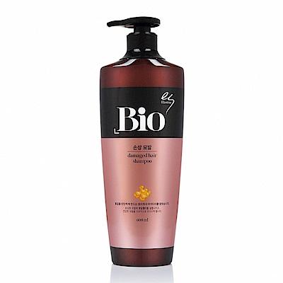 (即期品)Elastine BIO髮際蜂王漿洗髮精600ml-染燙受損