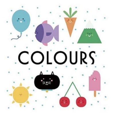 First Concept Bath Book:Colours 認識顏色洗澡書