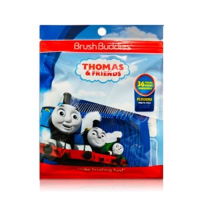 Thomas&Friends 兒童牙線棒(36入)