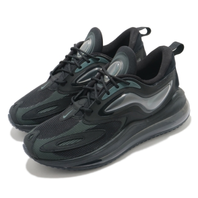 Nike 休閒鞋 Air Max Zephyr 運動 男鞋 氣墊 舒適 避震 簡約 球鞋 穿搭 黑 灰 CV8837002