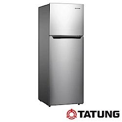 TATUNG大同 334L 4級定頻2門電冰箱 TR-B334HTW-S