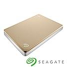 Seagate Backup Plus Silm 2TB 2.5吋外接硬碟-金