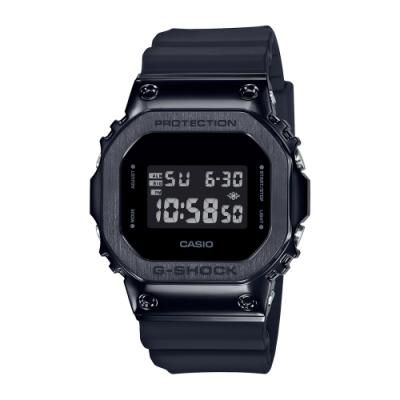 CASIO卡西歐 G-SHOCK 經典系列 GM-5600B-1_43.2mm