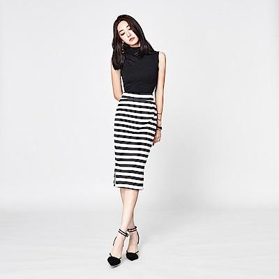 SUITANGTANG 棉質細身窄裙