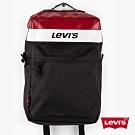 Levis 男女同款L1後背包 都會電腦包 復古SportwearLogo