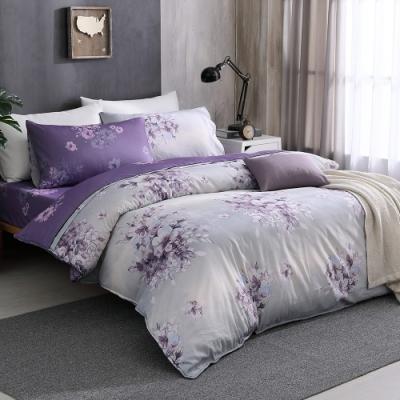 岱思夢 加高天絲床罩六件組 加大6x6.2尺 愛如潮水