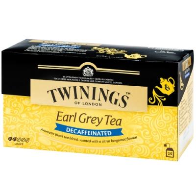 唐寧茶 皇家伯爵低咖啡因茶(2gx25入)