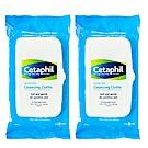 Cetaphil舒特膚 溫和多效潔膚棉25片買1送1(即期出清)