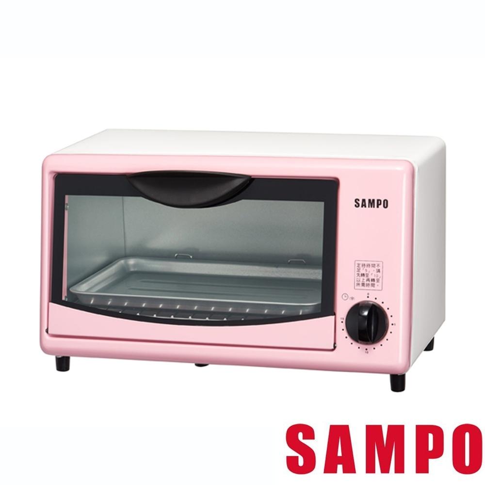 SAMPO聲寶8L電烤箱(福利品) KZ-SK08